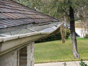 Loose or Fallen Gutter Repair